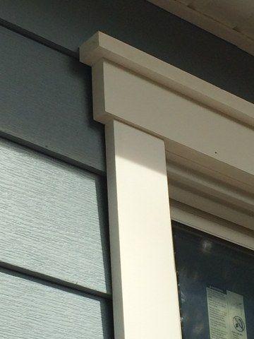 Farmhouse Windows Trim Simple 68 Ideas Window Trim Exterior