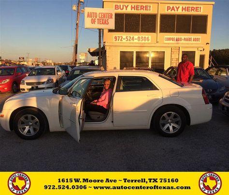 Hubbard Auto Center >> Congratulations To Lisa Hubbard On Your Chrysler 300