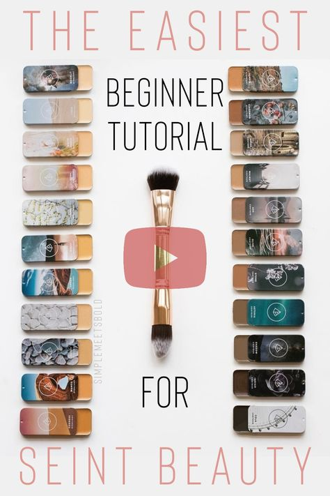 Beginner Makeup Tutorial, Best Makeup Tutorials, Beauty Tutorials, Beauty Ideas, Best Makeup Products, Beauty Hacks, Body Makeup, Makeup Geek, Skin Makeup