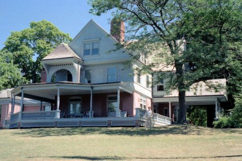 Teddy Roosevelt Reconstructed Birth Place In Ny House Styles Roosevelt Mansions