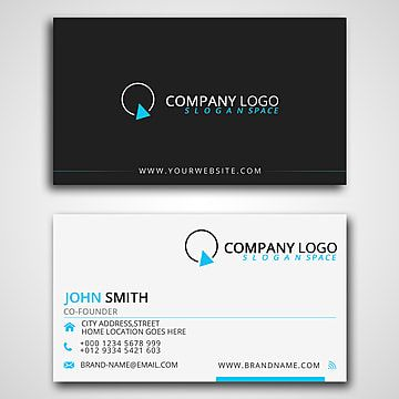 Simple Black And White Business Card Psd Template Free In 2020 Business Card Mock Up Business Card Design Simple Transparent Business Cards