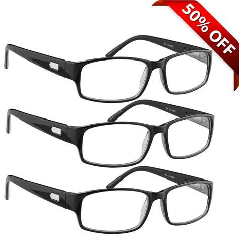 2efc8172b62 Reading Glasses   3 Pack Always Have a Professional Look