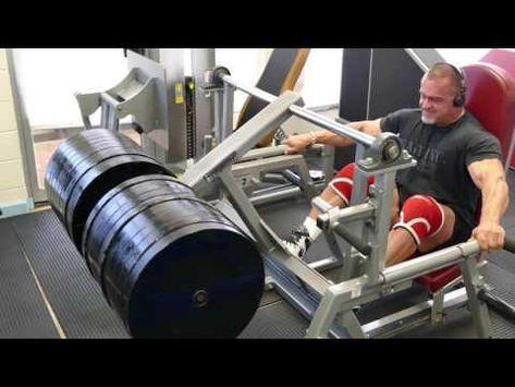 Insane 900 X 20 Record Shattered 2 Set Leg Workout 1st Set Youtube Leg Workout Diy Gym Equipment Home Workout Equipment