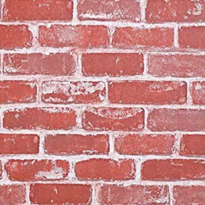 Textured 3d Red Brick Wallpaper Peel And Stick Wallpaper Self Adhesive Wallpaper Faux Brick Wallpaper Removable Faux Brick Brick Wallpaper Faux Brick Wallpaper