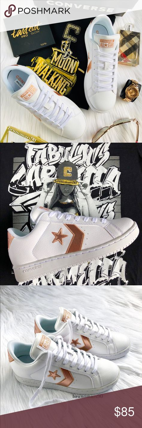 54f6f0f292870d •HP• Converse EV3 Sneakers NIB Step up your sneaker game with the comfy and  on-trend Converse EV3 sneakers! Brand new with box. Size 7.5.