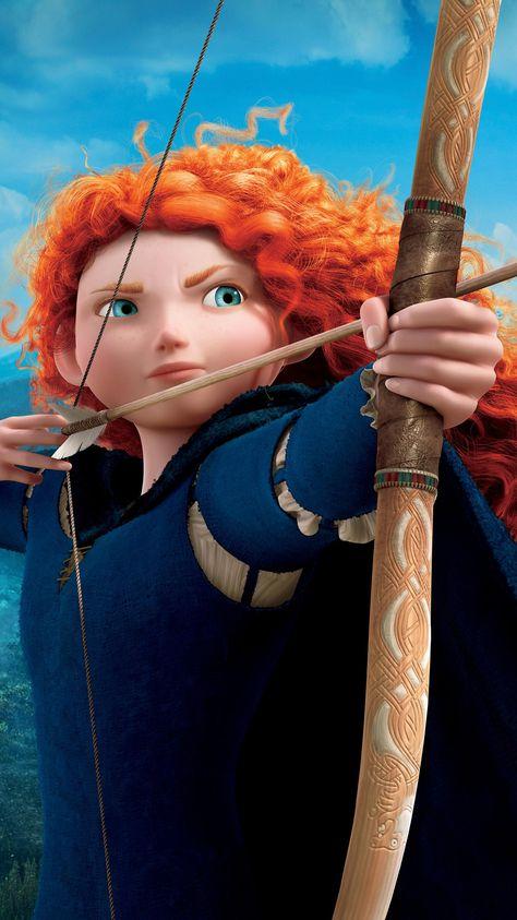 Brave (2012) Phone Wallpaper | Moviemania
