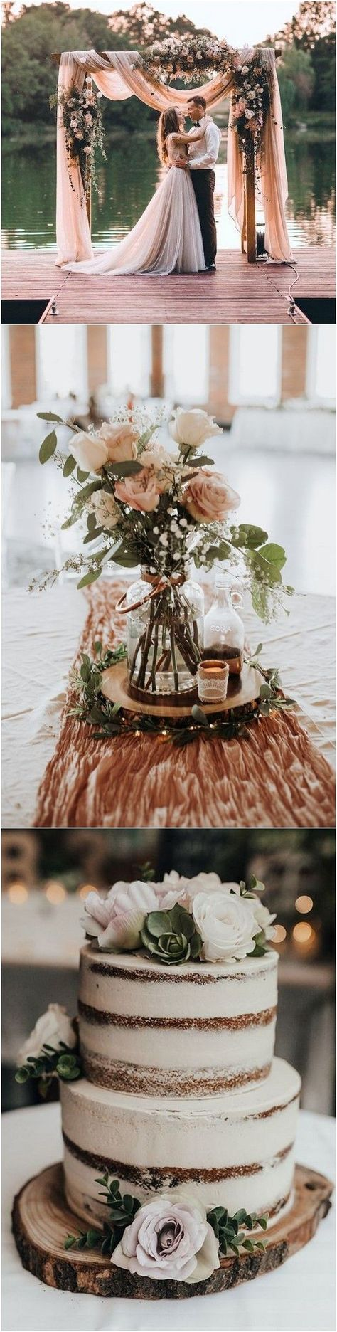 dusty rose and sage green wedding color ideas #wedding #weddings #weddingcolors #weddingideas #pinkweddings #greenweddings #hmp