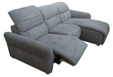 Ecksofa Mit Elektrischer Sitztiefenverstellung Modern Couch