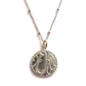 radys is an amazing place and with this necklace you get to wear something that is beautiful and dainty while also supporting radys children's hospital auxiliary! what more could you ask for!