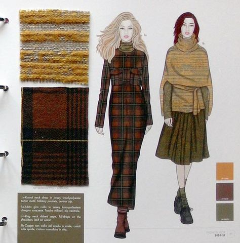 Fashion Box Knit Women AW 20-21 | ideedaprodurre