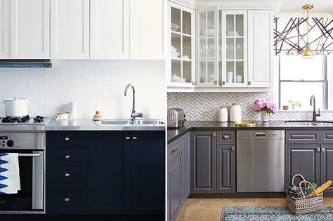 Des idées pour ajouter de la couleur dans la cuisine.