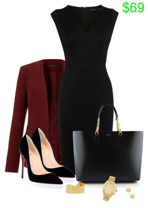 Outfit Business Fashion shared by Princess L on We Heart It Business Fashion, Business Mode, Office Fashion, Work Fashion, Lawyer Fashion, Fashion Black, Business Casual, Women Business Attire, Fashion Fashion