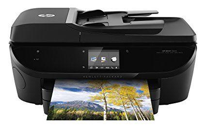 Hp Envy 7640 E All In One Drucker Schwarz Drucker Scanner
