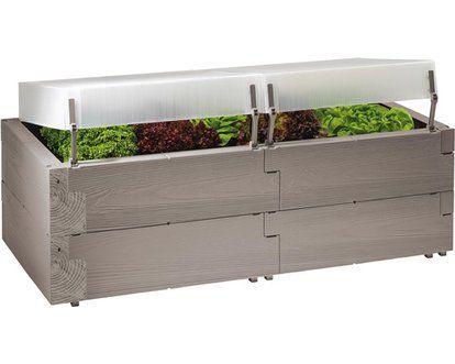 Juwel Hochbeet Timber Komplett Set 52 Cm X 130 Cm 60 Cm Kunststoff Kaufen Bei Obi Bei Hoc In 2020 Outdoor Furniture Outdoor Storage Box Outdoor Decor