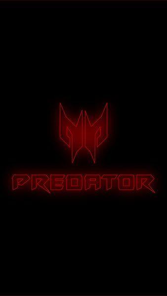 Acer Predator Logo Red Glow 4k 3840x2160 1920x1080