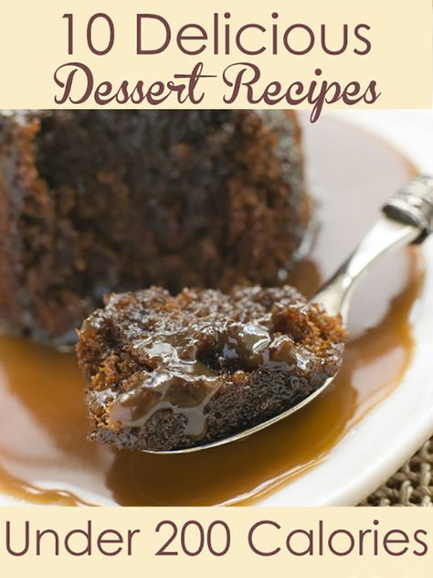10 Delicious Dessert Recipes Under 200 Calories #lowcalorie #dessert #cleaneating