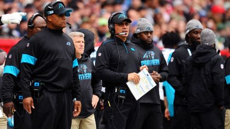 Report: Ron Rivera bringing several former Panthers assistants to Washington - National Football League News Ron Rivera is getting the band back together with the Washington Redskins. The new head coach of the D.C. football team is set to hire […]