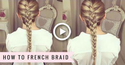 How to French Braid by SweetHearts Hair #hair #braids #twoBraided # Braids with ... - Karyn Rice - How to French Braid by SweetHearts Hair #hair #braids #twoBraided # Braids with ...        How to French Braid by SweetHearts Hair #hair #braids #twoBraided # Braids with weave mohawk # Braids with weave mohawk   - #Braid #Braids #French #Hair #Karyn #Rice #SweetHearts #twoBraided # Braids with weave mohawk