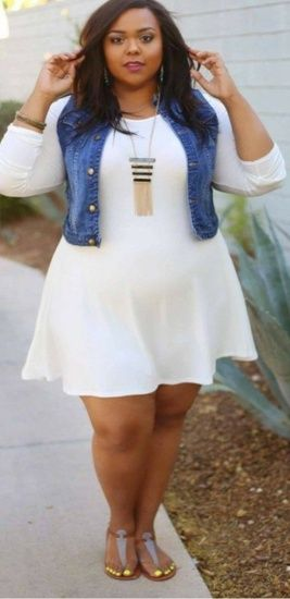 Plus Size Summer Outfits For Women