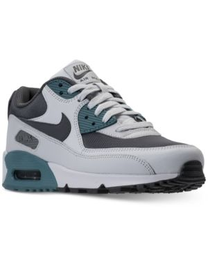 best sneakers fb552 49e21 Nike Men's Air Max 90 Essential Running Sneakers from Finish ...