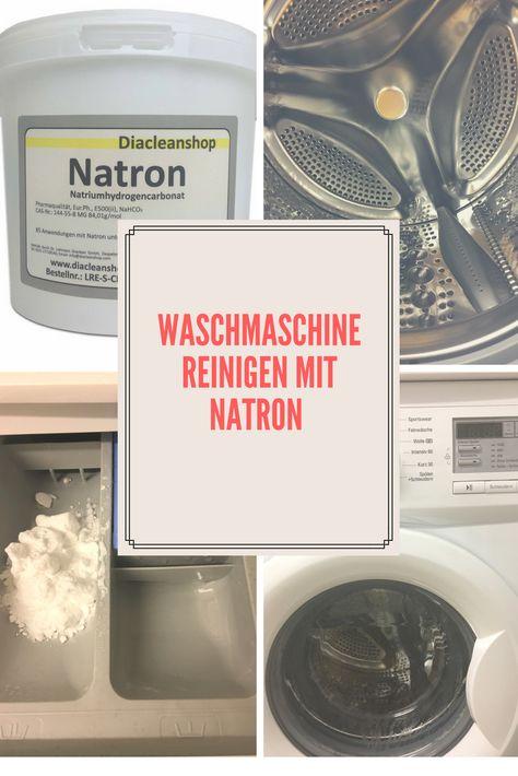 85 Anwendungen Von Natron Waschmaschine Reinigen Essig Natron