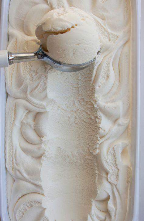 Almond Milk Ice Cream Recipes: Dairy Free Ice Cream, Keto Desserts - Page 2 of 6 - Cut Side Down