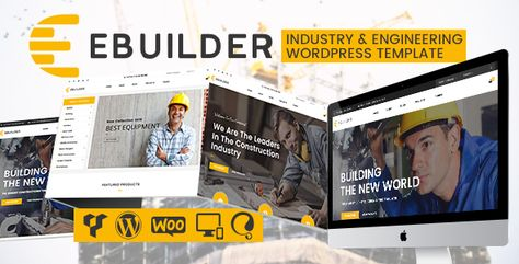 VG eBuilder - Construction and Builder WordPress Theme - ThemeKeeper.com