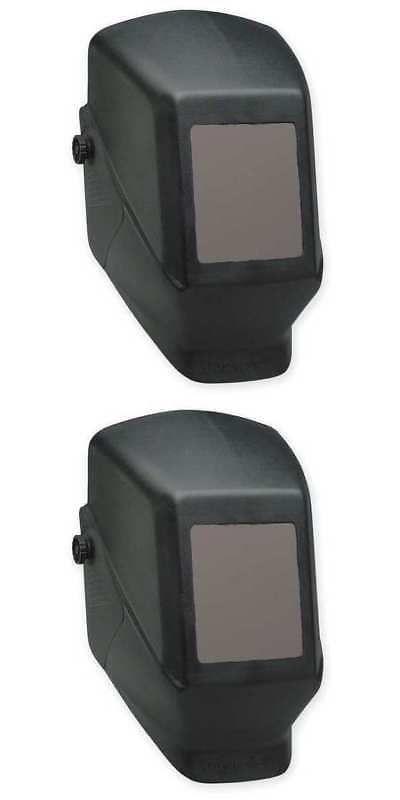 Black JACKSON SAFETY 14975 Fix Shade HSL 100 Welding Helmet