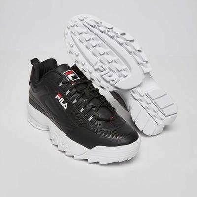 Men S Fila Sneakers Fashion Leather Mens Fashion