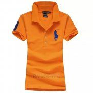 322ec9288a30e Ralph Lauren Women s Big Pony Crested Polo Shirt White larger image ...
