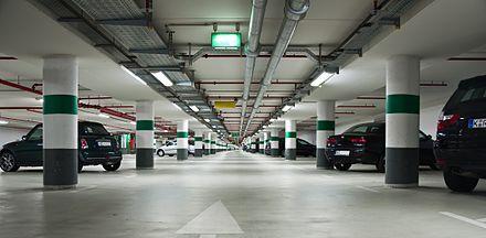 Bundesarchiv Bild 102 07534 Entwurf Eines Automobilhotels Parking Wikipedia En 2020 Parking Souterrain English