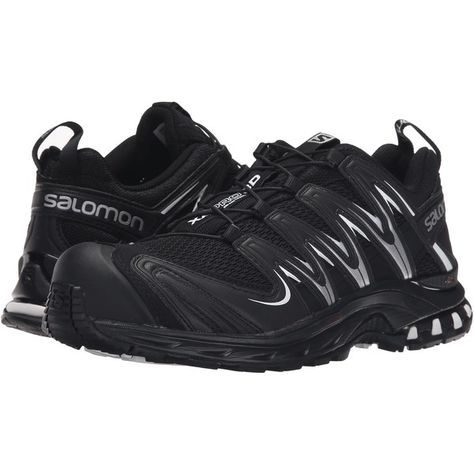 expense Black Salomon XA Pro 3D Trail Running Lightweight