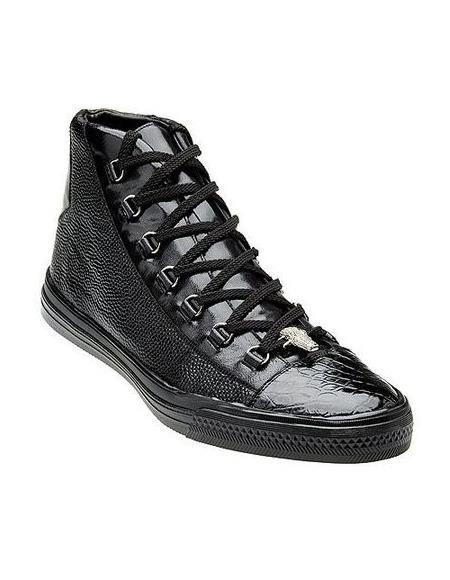 Crocodile Exotic Skin Alligator Gator Shoes