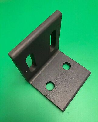 Heavy Duty Steel Angle Bracket 3 1 2 X 4 X 3 1 2 Wide And 3 8 Thick Ebay Angle Bracket Bracket Heavy Duty