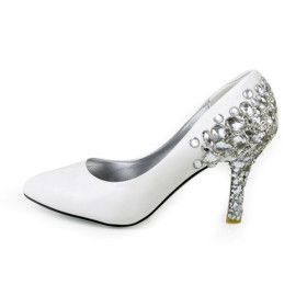 Schuhe strass bekleben