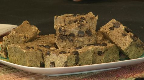 Dark Chocolate Soynut Butter Protein Bars - Healthy and great tasting bars. Eat Well, Eat Soy!