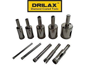 3 best drill bits for glass drill