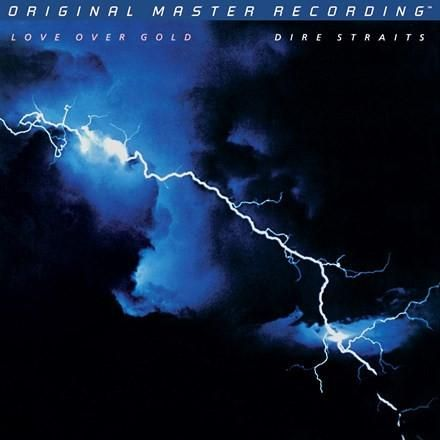 Dire Straits Love Over Gold Numbered Limited Edition 180g 45rpm Vinyl 2lp From Mobile Fidelity Out Of Stock Love Over Gold Dire Straits Gold Number