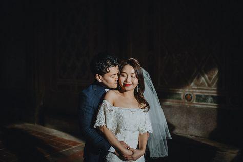 New York City, NYC wedding   Brooklyn wedding   New York City, NYC elopement   Brooklyn elopement   Bride and groom portraits   #newyorkwedding #nycwedding #brideandgroomportraits