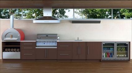 Elegant Outdoor Kitchen Cabinets Polymer Outdoor Kitchen Cabinets Modern Outdoor Kitchen Outdoor Bbq Kitchen