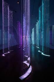 15 fiber optic lighting arts ideas