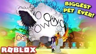 Sylently S Pet Admin Only And Most Powerful Pet Roblox Bubble