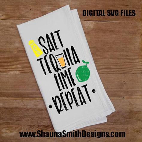 Salt Tequila Lime Repeat Svg Summer Svg Drinking Svg Tequila Svg Cocktails Svg Cinco De Mayo Svg Silhouette Circuit Svg Files Shadow Frame Chalkboard Art Babe Cave