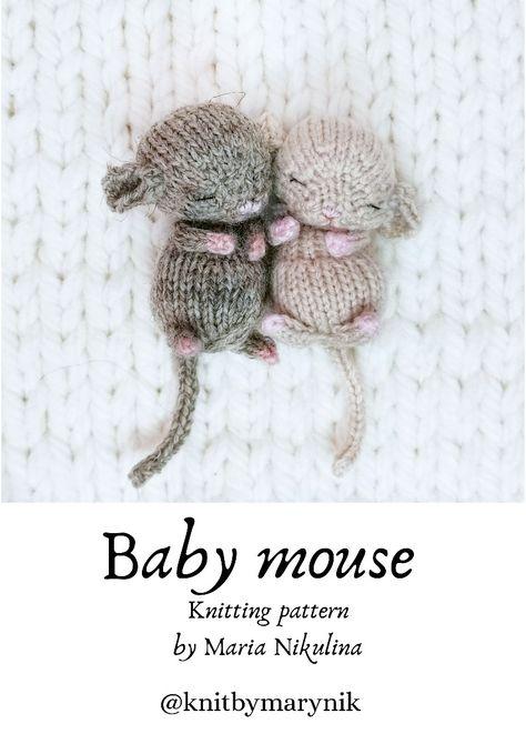 Animal Knitting Patterns, Christmas Knitting Patterns, Knitted Toys Patterns, Free Baby Knitting Patterns, Knitting Paterns, Beginner Knitting Projects, Crochet Projects, Loom Knitting, Knitting Toys Easy