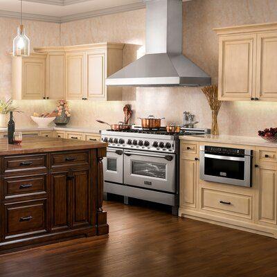 Zline Kitchen And Bath 30 Professional Stainless 400 Cfm Convertible Wall Mount Range Hood Kitchen Remodel Small Range Hood Kitchen And Bath