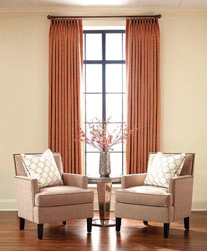 Carole Fabrics Draperies Home Living Room Designs Room Design