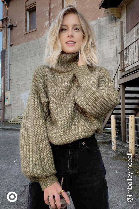 It's sweater weather! Cozy up this winter with cold-weather fashion, comfy sweaters  holiday outfits that keep you warm  stylish.