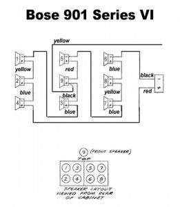 Bose 901 Wiring Diagram Subwoofer Box Design Subwoofer Box