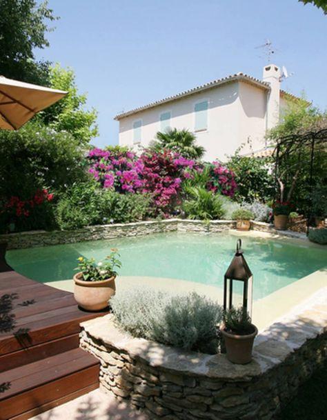 Quel Jardin Mediterraneen Pour Ma Piscine Decoration Piscine