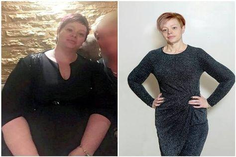 fotók híres a fogyás előtt és után
